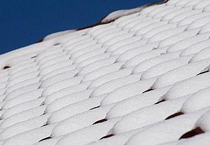 Zgradba mehke strehe pozimi