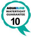 Гарантия на волнистые кровельные листы Aqualine