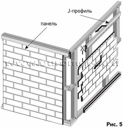 Цокольные панели инструкция дёке